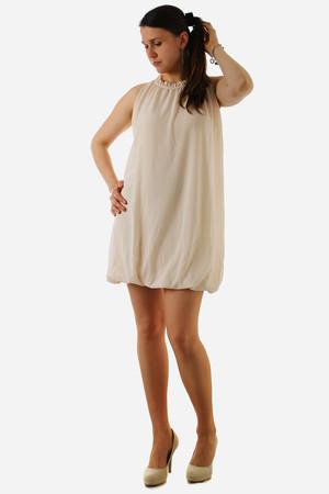 5c079f3cf802 Bílé sportovní letní šaty xs výprodej