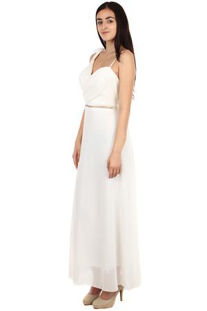 1e46686820c8 Dlouhé dámské večerní šaty na ples