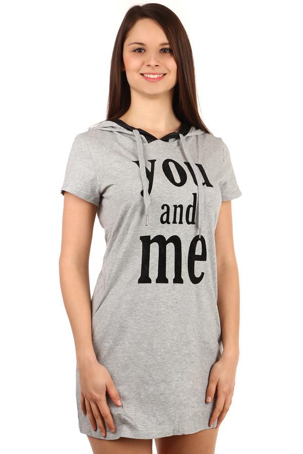 48fdc56a5fdd Dámské letní krátké tričkové šaty