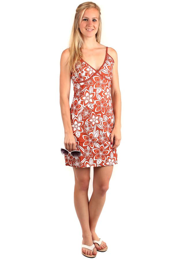 Letní krátké květované šaty s úzkými ramínky  ad71c7912d
