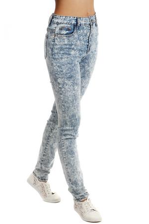 7ec1274ff07 Dámské skinny džíny