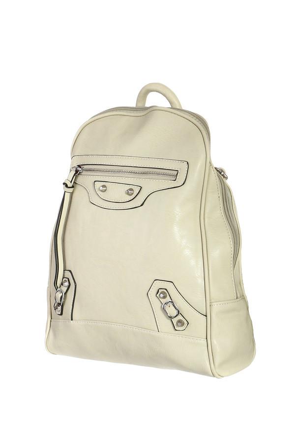 Dámský sportovní koženkový batoh  82b4247028