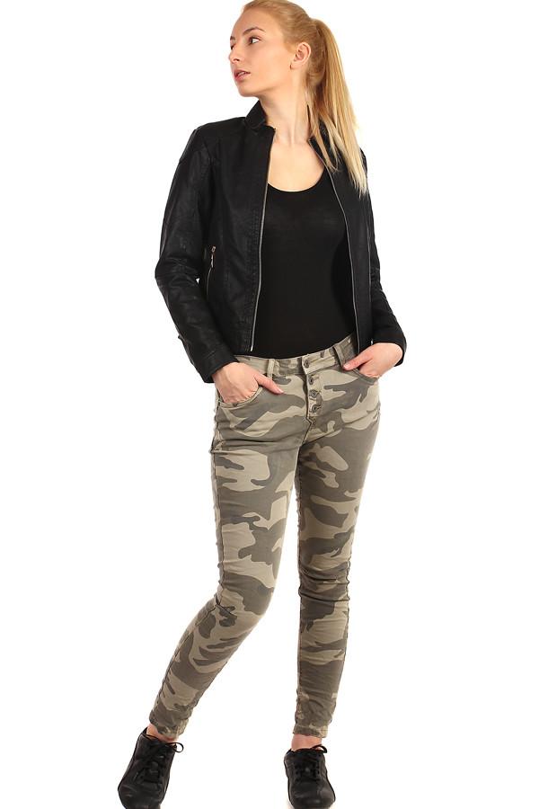 9c144c4460a4 Dámské maskáčové kalhoty