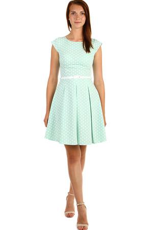 13db9e1a6a41 Luxusní zelené společenské šaty