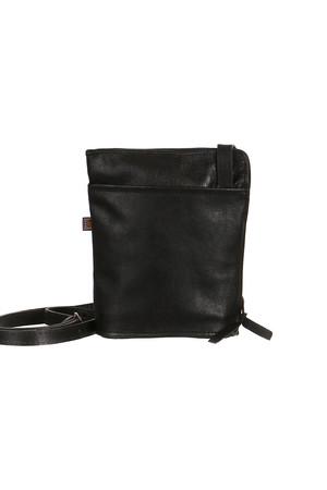 Malá dámská crossbody kabelka z pravé kůže - vyrobeno v České republice 5c89cbb841