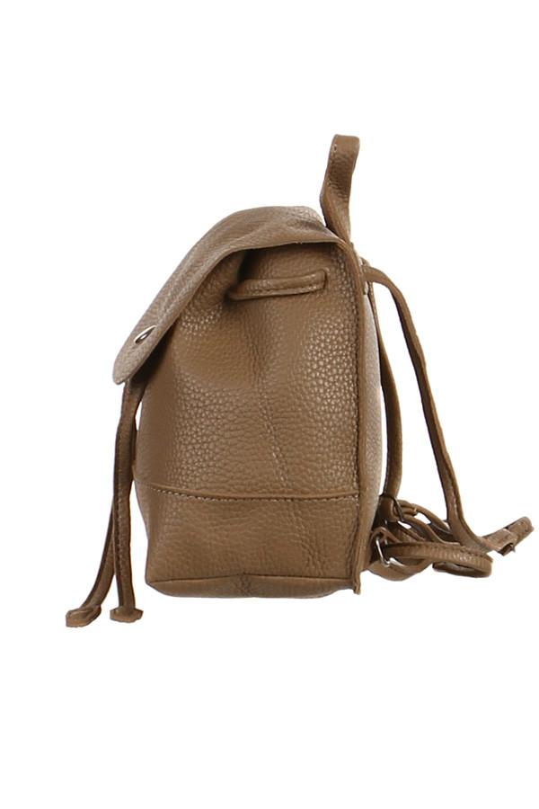 c4025b1cd3 Dámský mini koženkový batoh do města