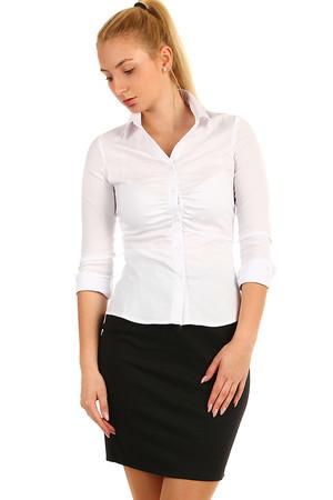 bf5623289be Luxusní bílé halenky a košile m