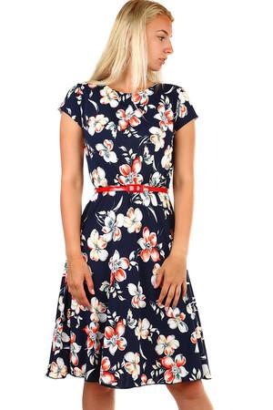 0e4d95dff3dc Dámské letní květované šaty