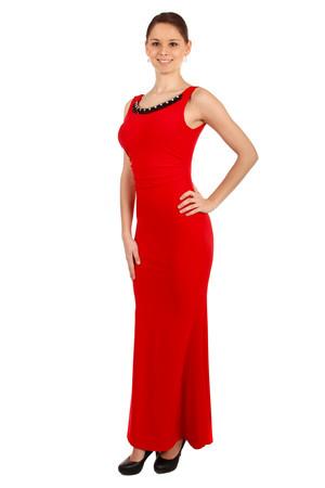 Levné dlouhé společenské šaty  289c8438b4