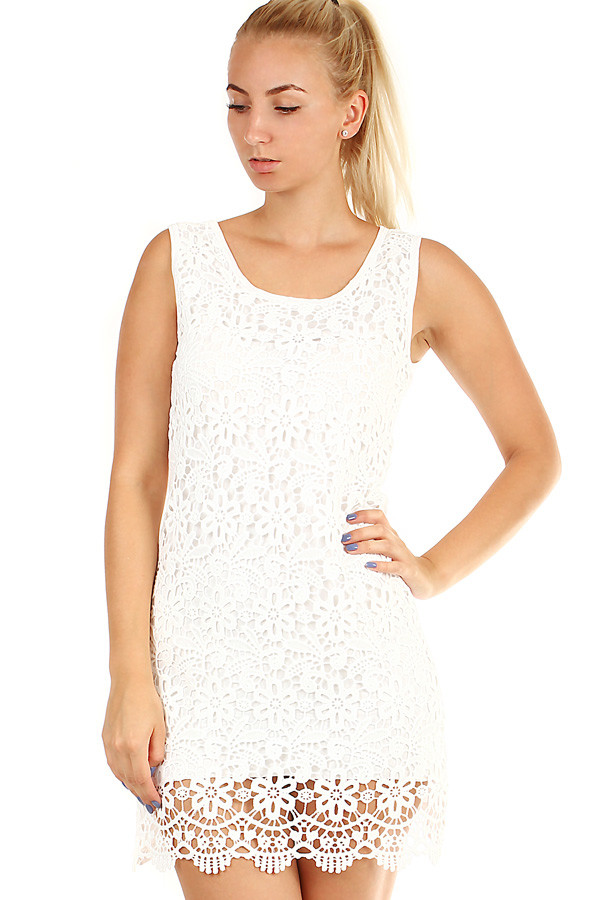 f726b83bcd2 Dámské krátké letní šaty