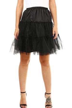 17a271948fa0 Krátká tylová spodnička pod šaty a sukně