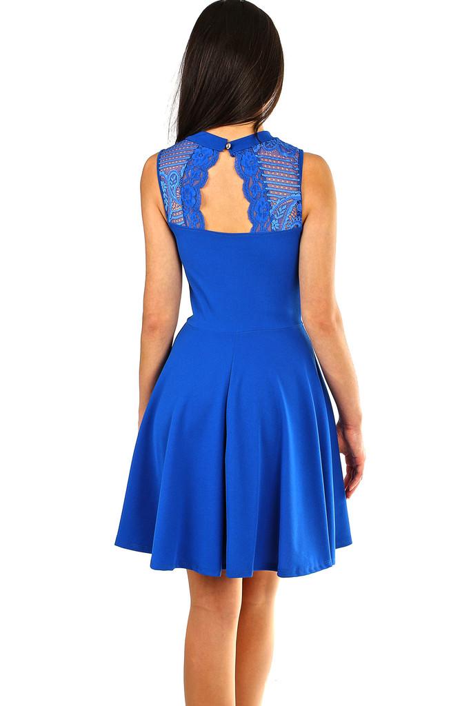 Společenské šaty s krajkou do tanečních  477bbcb67a