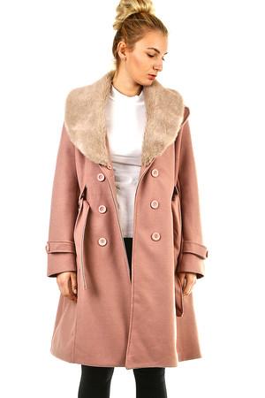 f9cc8a780b Luxusní dámské zimní elegantní kabáty xl