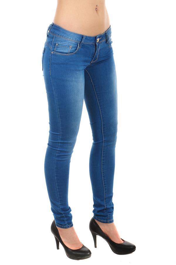 0f78fb01b45 Dámské džíny s nízkým sedem
