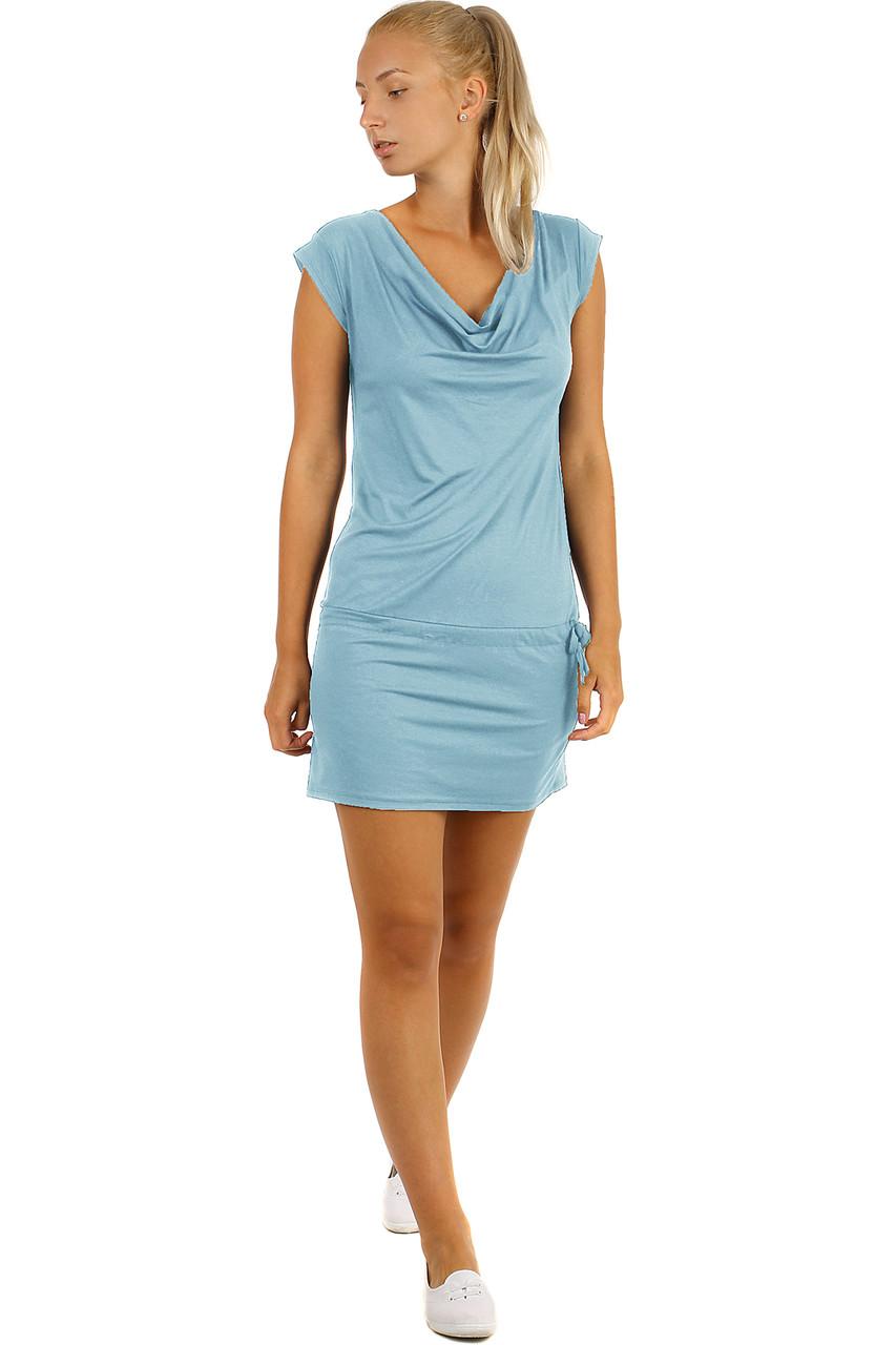 Krátké dámské sportovní šaty na léto  fefa164e859