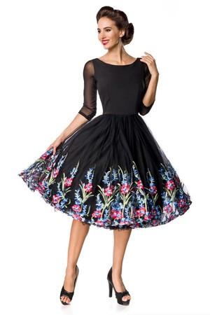 e7c8a1c10a86 Luxusní společenské šaty pro plnoštíhlé