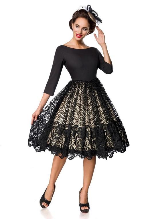 07ed8dff6da Krajkové dámské vintage šaty