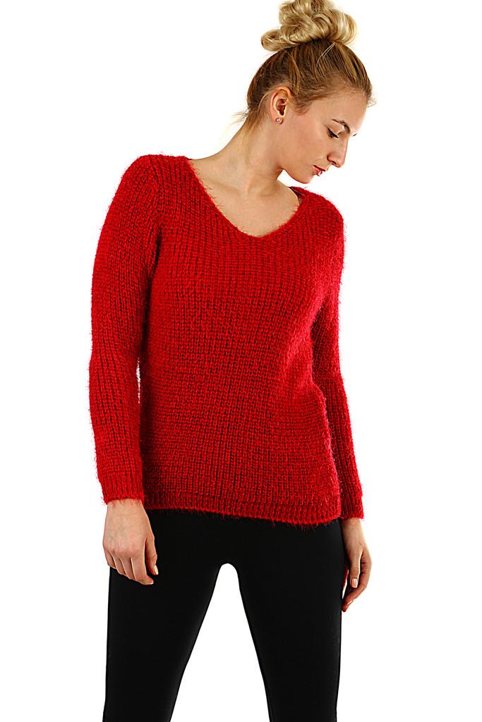 00a8c4259e87 Krátký dámský svetr