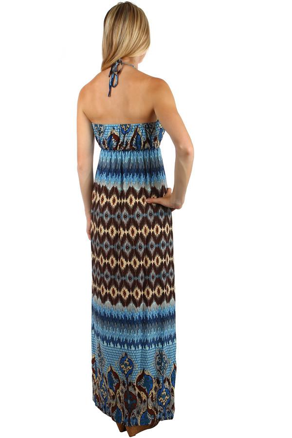 556c86383534 Dlouhé letní šaty k moři