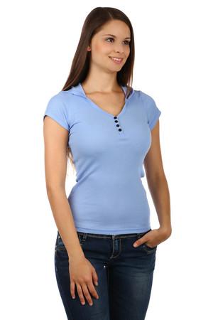 a2c53bf7e61 Levné bavlněná sportovní trička jednobarevná s krátkým rukávem bez ...